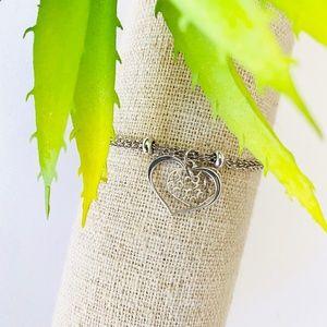 Romantica Heart Bracelet by Nomination